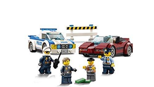 ★残り1点★レゴ (LEGO) シティ ポリスヘリコプターとポリスカー 60138 ブロック おもちゃ 男の子 車_画像5