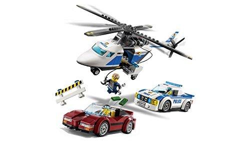 ★残り1点★レゴ (LEGO) シティ ポリスヘリコプターとポリスカー 60138 ブロック おもちゃ 男の子 車_画像4