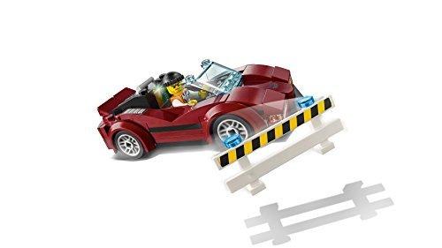 ★残り1点★レゴ (LEGO) シティ ポリスヘリコプターとポリスカー 60138 ブロック おもちゃ 男の子 車_画像7