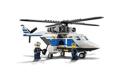 ★残り1点★レゴ (LEGO) シティ ポリスヘリコプターとポリスカー 60138 ブロック おもちゃ 男の子 車_画像8
