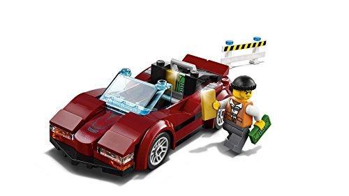 ★残り1点★レゴ (LEGO) シティ ポリスヘリコプターとポリスカー 60138 ブロック おもちゃ 男の子 車_画像6