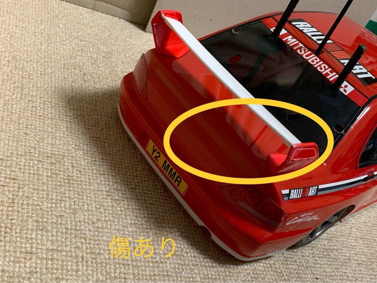 タミヤ ランサーエボリューション TT-01 ラジコン ボディー