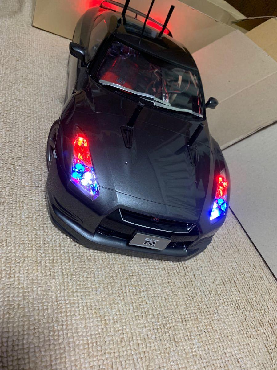 タミヤ GTR-35 ボディ TT-01