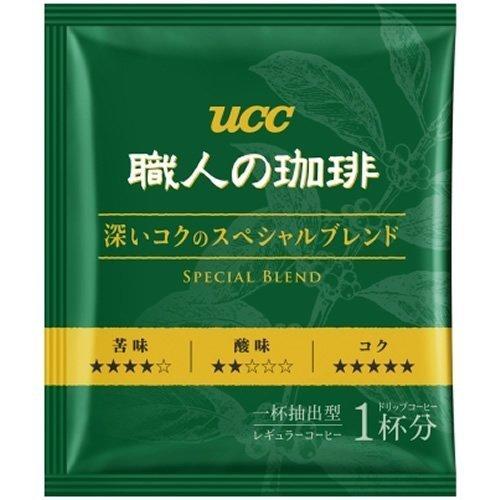 UCC 職人の珈琲 ドリップコーヒー 深いコクのスペシャルブレンド 120杯_画像2