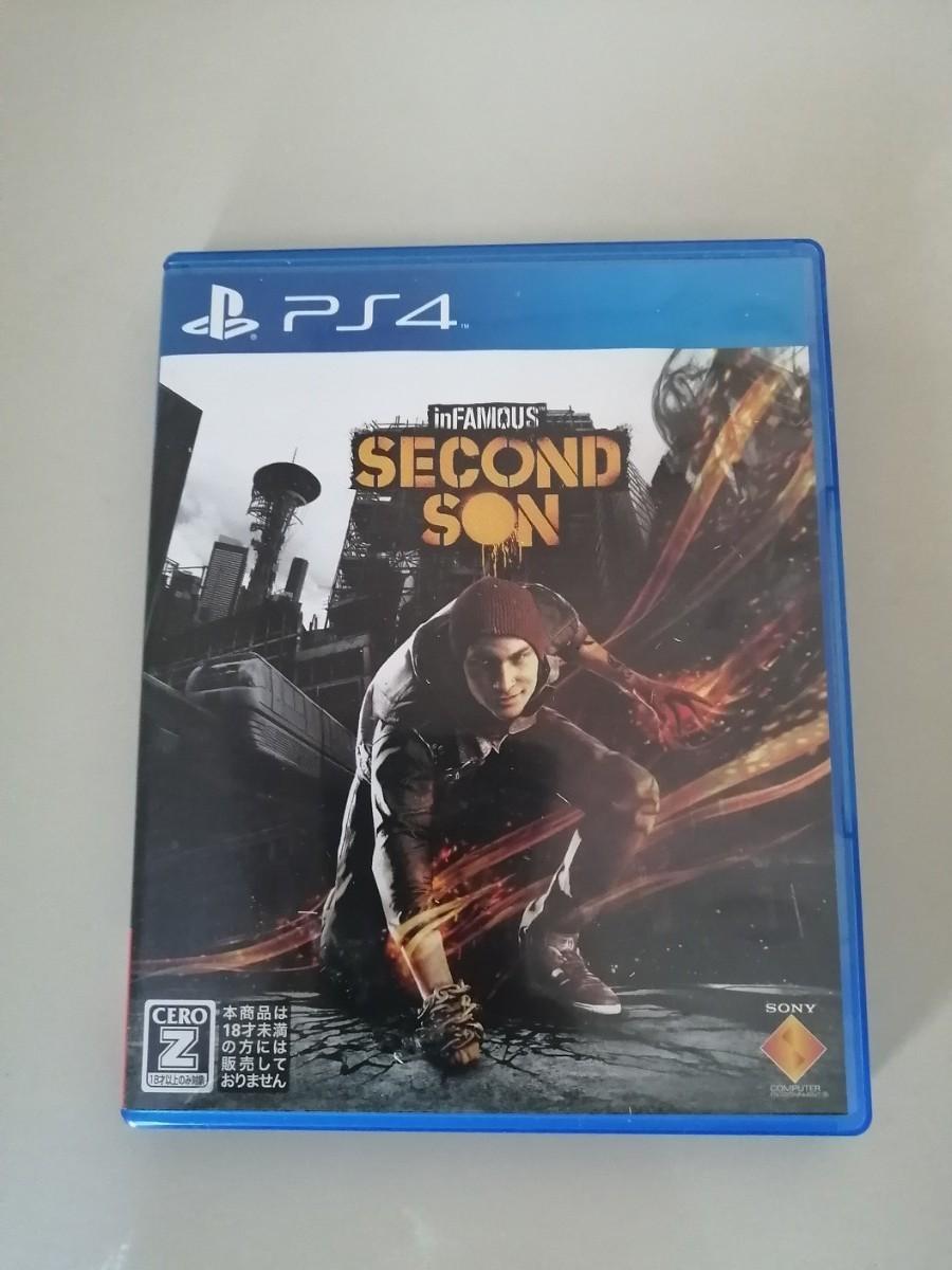 PS4 ソフト セカンドサン