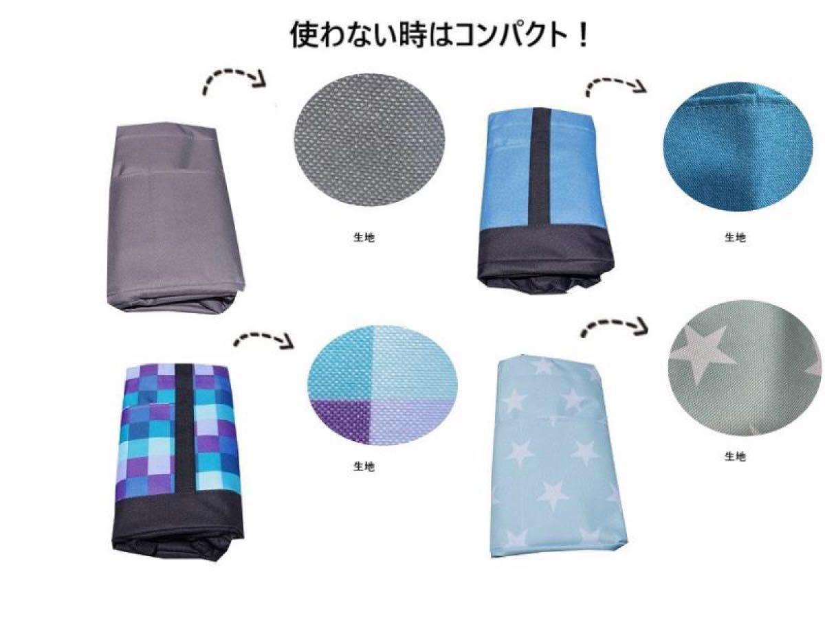 レジカゴバッグエコバッグ折りたたみバッグ グレー保冷保温 保冷バッグ