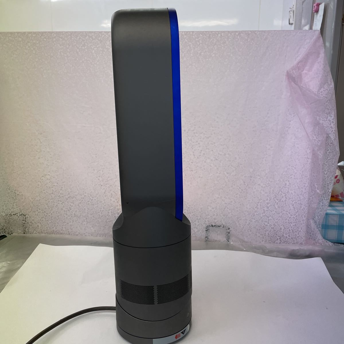 ダイソン Dyson Hot&Cool AM05 ファンヒーター 扇風機 2017年製 リモコン無し_画像5