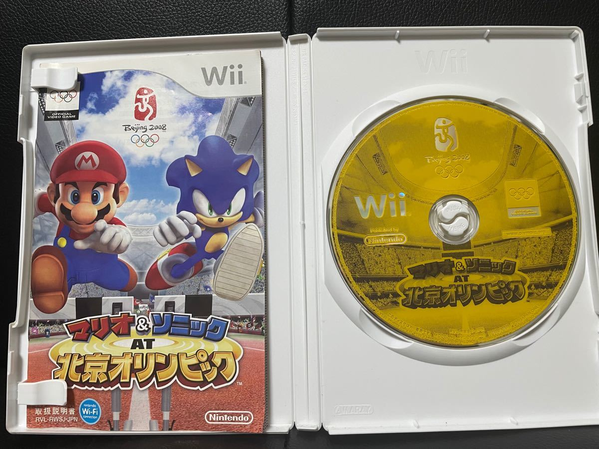 【Wii】マリオ&ソニック AT 北京オリンピック