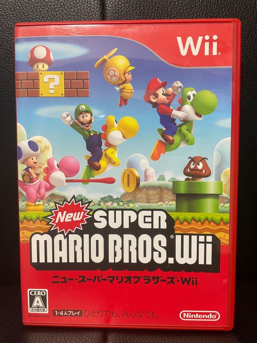 【Wii】NewスーパーマリオブラザーズWii