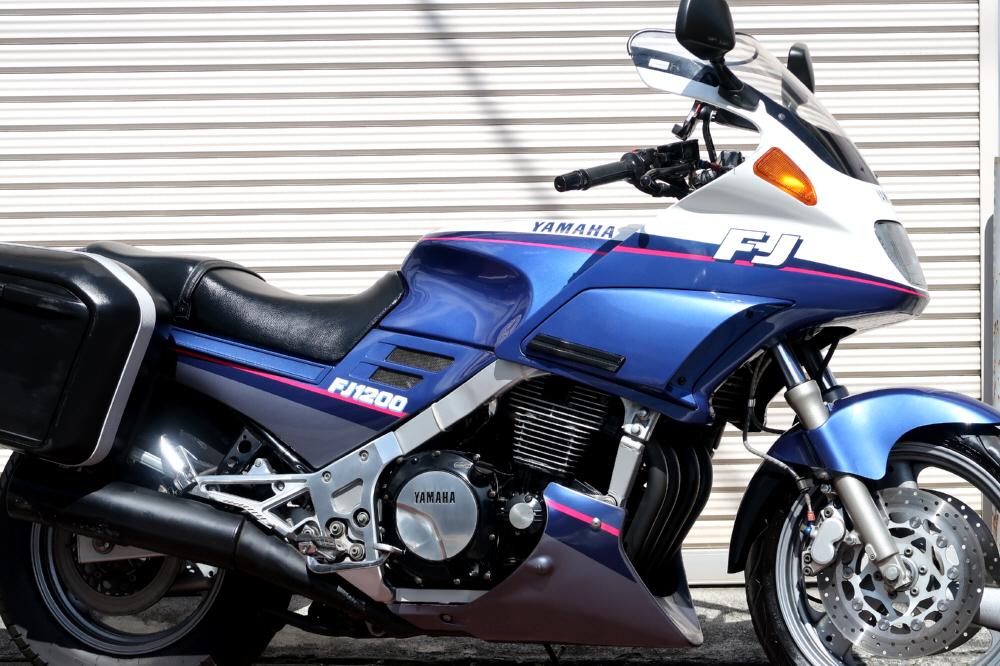 「チャンス到来■ FJ1200 ■KRAUSER装備■希少車■エンジン好調■オススメ■ヤマハ/XJR1200/ツアラー」の画像1