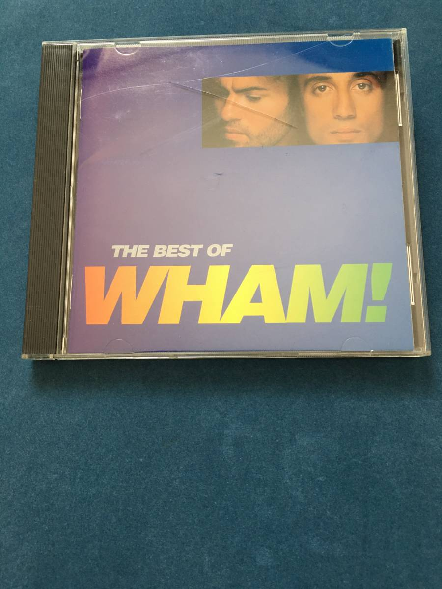 THE BEST OF WHAM! ワム CD 解説書和訳付き