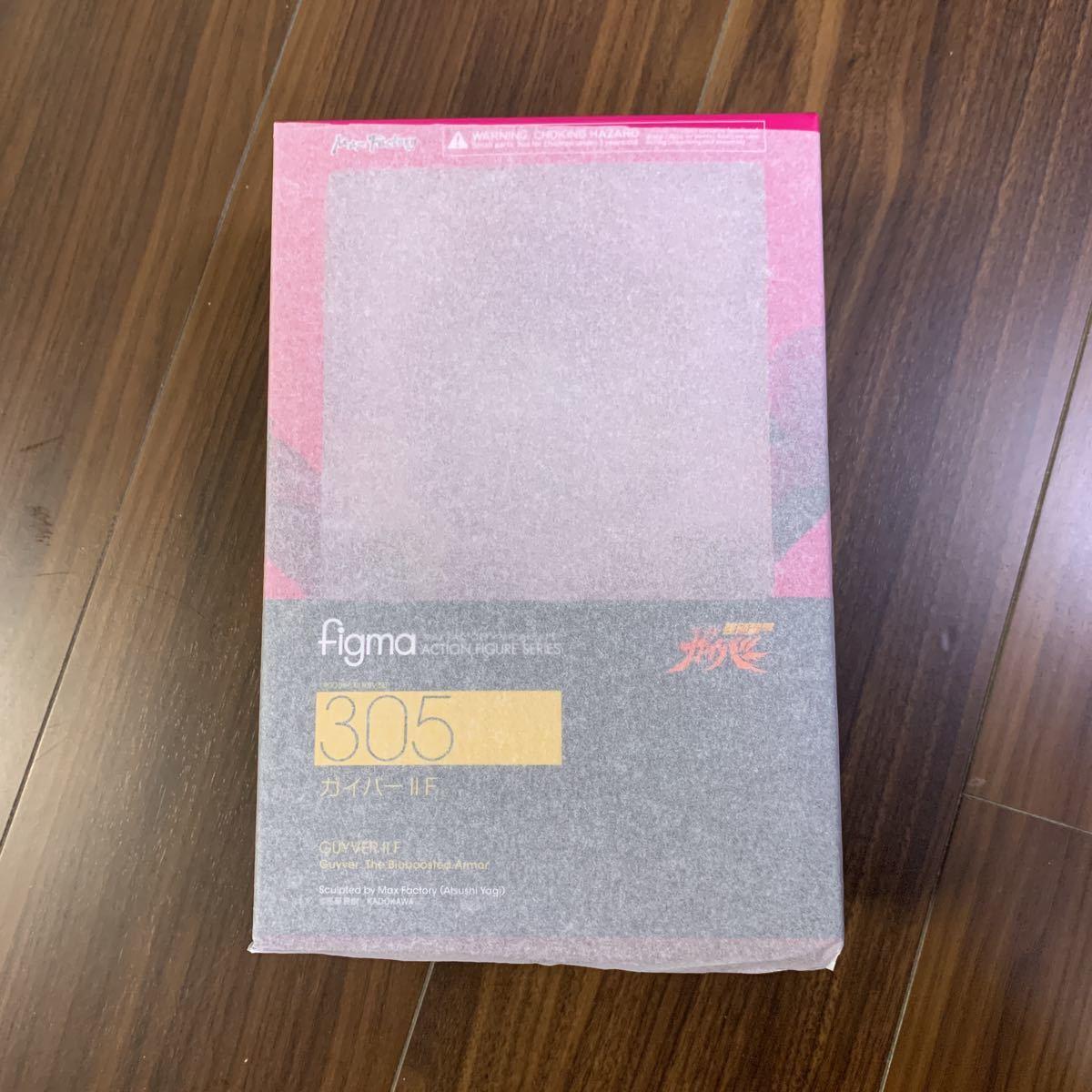 figma No.305 ガイバーII F 強殖装甲ガイバー マックスファクトリー_画像1