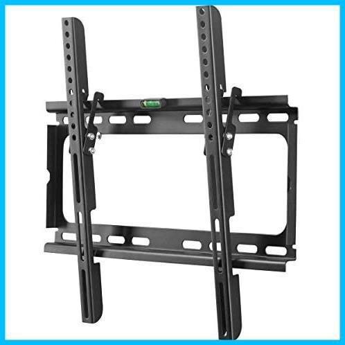 Suptek テレビ台 テレビ壁掛け金具 上下調節式 26-55インチ対応 LCDLED液晶テレビスタンド 15°角度調節可能 耐荷重45kg VESA規格400×400_画像1