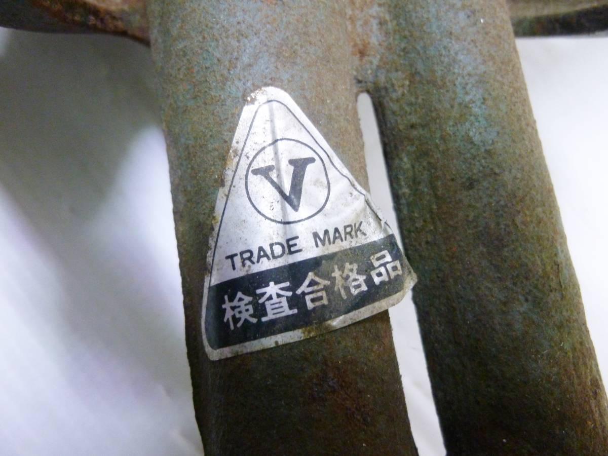 N3813a タチバナ製作所 LPガス用鋳物コンロ 業務用コンロ 厨房機器_画像3