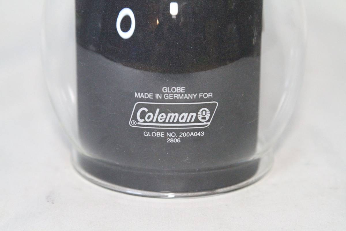コールマンランタン200系用コールマンクリアグローブドイツ製