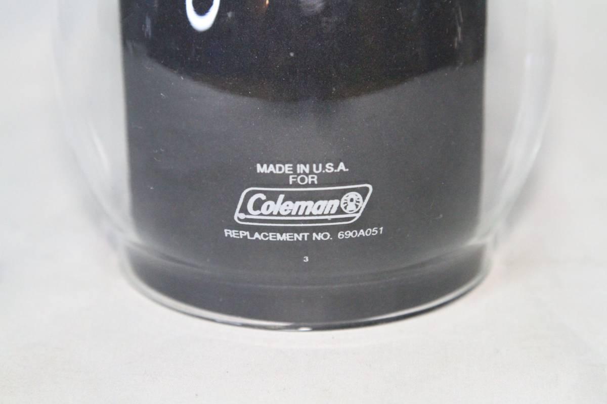 コールマンランタン200系用コールマンクリアグローブUSA製