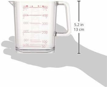 ★本日限り★シルバーローズ 500ml 和平フレイズ 調理器具 計量カップ ジー・クック 500ml シルバーローズ 食洗器対応_画像6