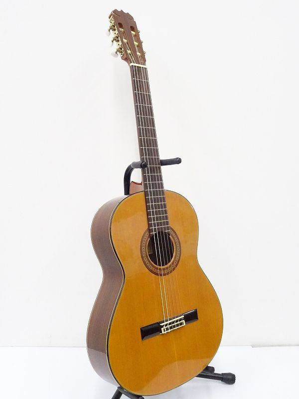 ♪♪RYOJI MATSUOKA M-65 クラシックギター M65 松岡良治 ケース付♪♪009770002m♪♪_画像2