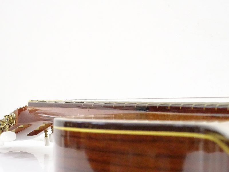 ♪♪RYOJI MATSUOKA M-65 クラシックギター M65 松岡良治 ケース付♪♪009770002m♪♪_画像8