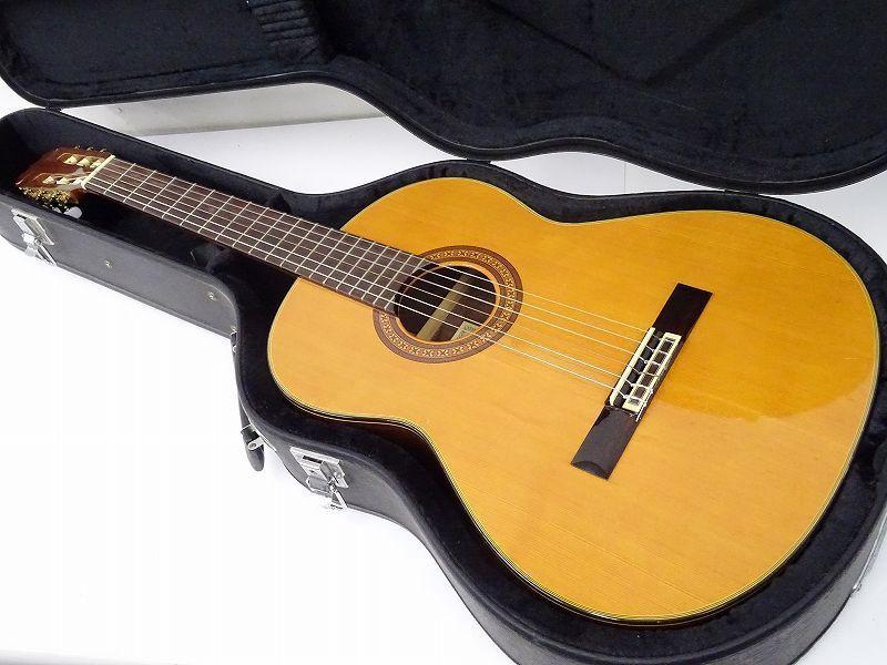 ♪♪RYOJI MATSUOKA M-65 クラシックギター M65 松岡良治 ケース付♪♪009770002m♪♪_画像1