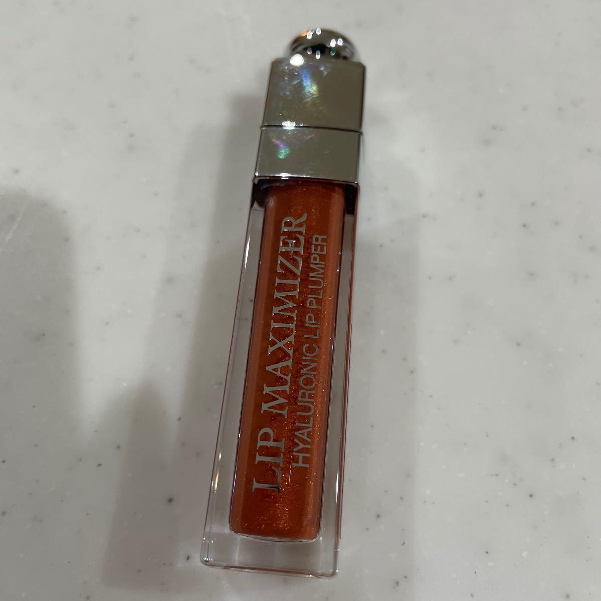 Dior リップマキシマイザー023 シマーブロンズ