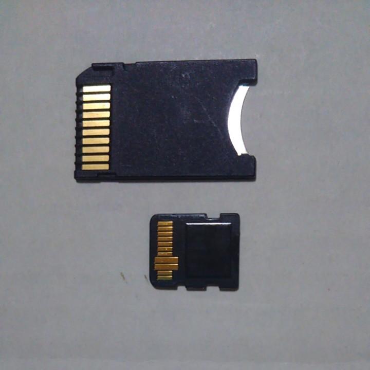 メモリースティック M2 4GB アダプター付き