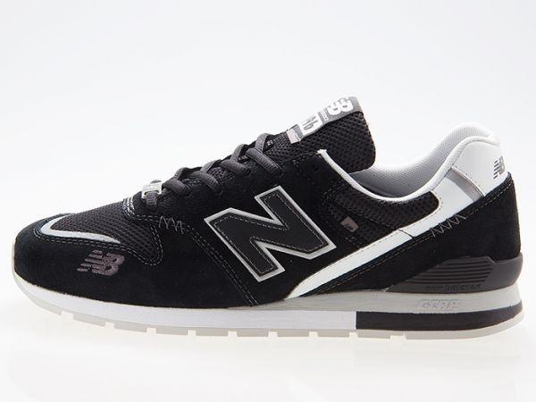 新品/NEW BALANCE/ニューバランス/CM996CPC/BLACK/WHITE/ブラック/ホワイト/黒/白/ワイズD/27.0cm_画像2