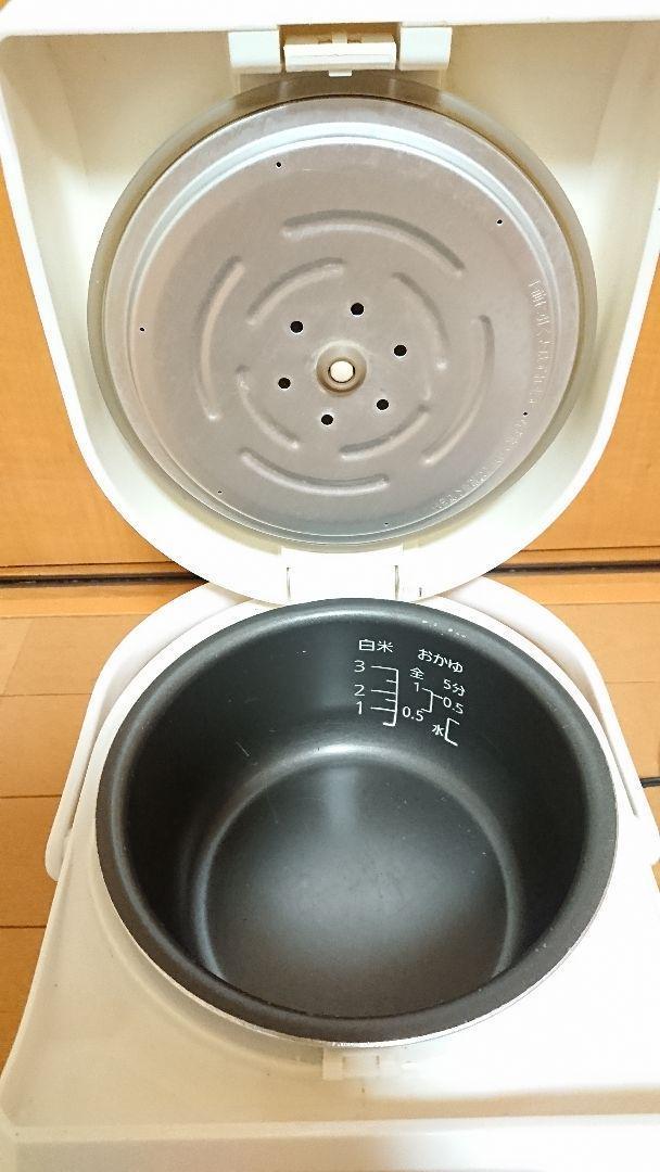 Panasonic 3合2015年製炊飯器 パナソニック