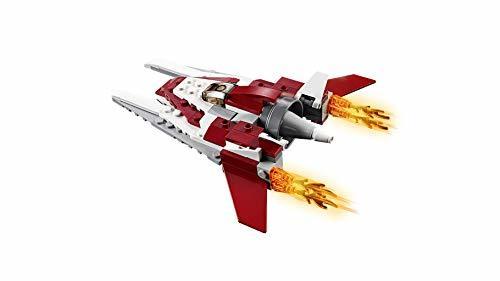 レゴ(LEGO) クリエイター スーパージェット機 31086 ブロック おもちゃ 女の子 男の子_画像7