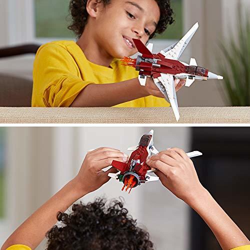 レゴ(LEGO) クリエイター スーパージェット機 31086 ブロック おもちゃ 女の子 男の子_画像5