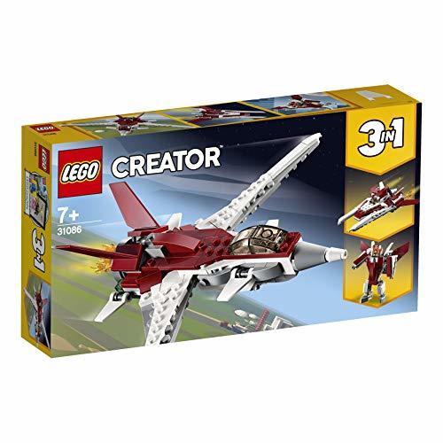 レゴ(LEGO) クリエイター スーパージェット機 31086 ブロック おもちゃ 女の子 男の子_画像8