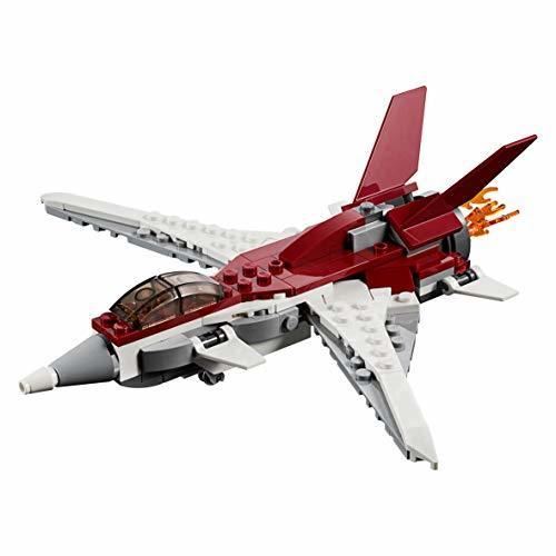 レゴ(LEGO) クリエイター スーパージェット機 31086 ブロック おもちゃ 女の子 男の子_画像3
