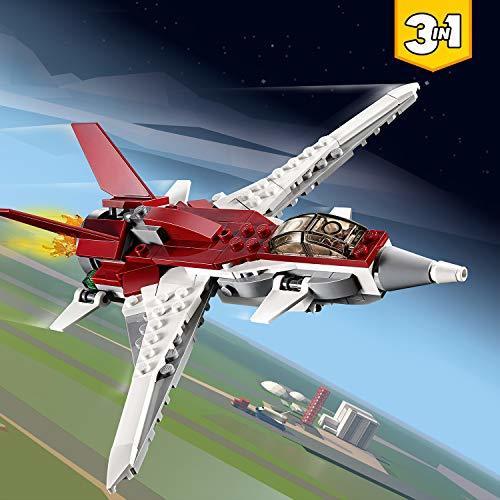 レゴ(LEGO) クリエイター スーパージェット機 31086 ブロック おもちゃ 女の子 男の子_画像2