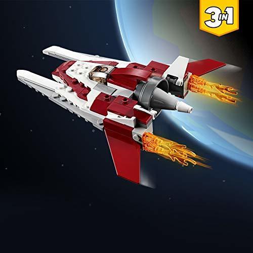レゴ(LEGO) クリエイター スーパージェット機 31086 ブロック おもちゃ 女の子 男の子_画像4
