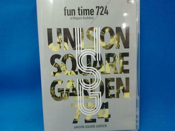 "UNISON SQUARE GARDEN LIVE SPECIAL""fun time 724at Nippon Bu ライブグッズの画像"