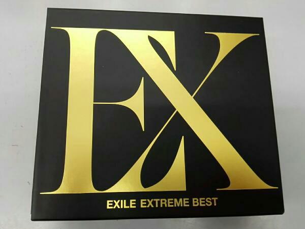 EXILE EXTREME BEST(4DVD付) ライブグッズの画像