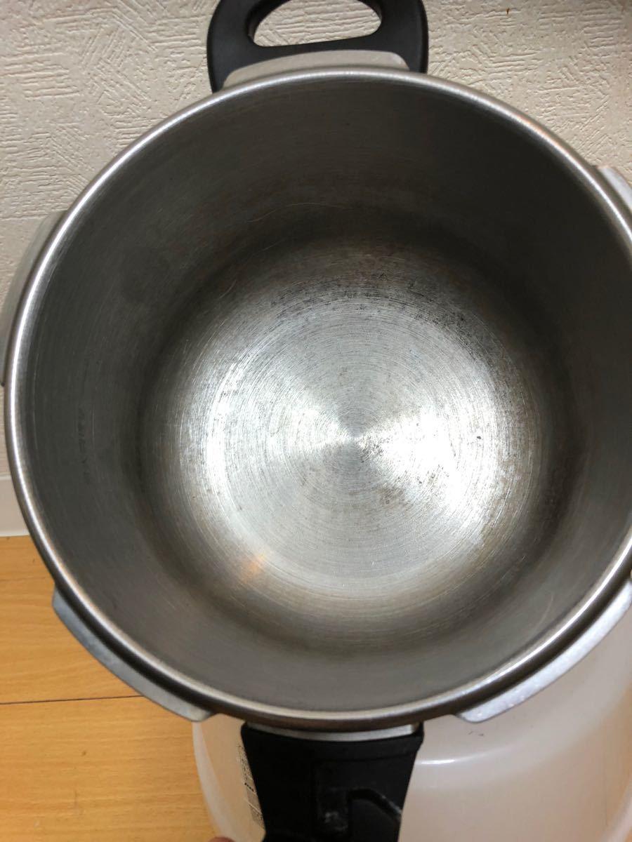 IH対応 圧力鍋