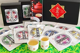 台湾茶飲み比べ11種セット_画像1