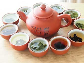 台湾茶飲み比べ11種セット_画像2