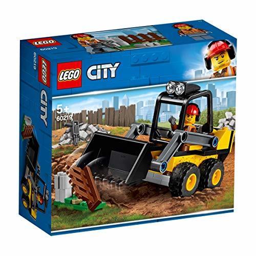 レゴ(LEGO) シティ 工事現場のシャベルカー 60219 ブロック おもちゃ 男の子 車_画像10