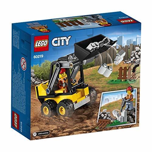レゴ(LEGO) シティ 工事現場のシャベルカー 60219 ブロック おもちゃ 男の子 車_画像9