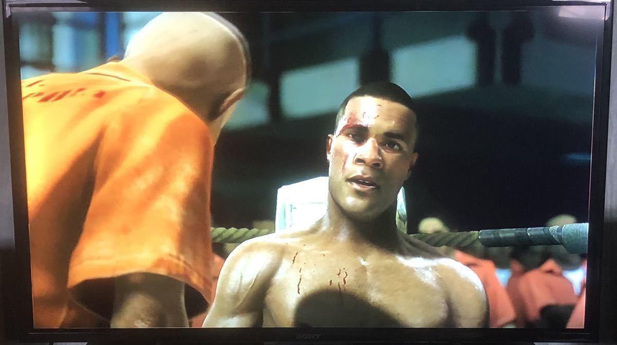 【動作確認画像有り】 PS3 ファイトナイト チャンピオン 英語版 FIGHT NIGHT CHAMPION プレステ3 ゲームソフト カセット ボクシング