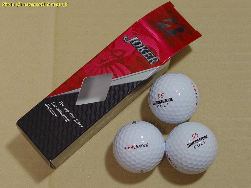★即決★ クリップマーカー2種 (TOKYU LADIES GOLF 2004、Panasonic OPEN)、ゴルフボール (BRIDGESTONE JOKER)_画像6