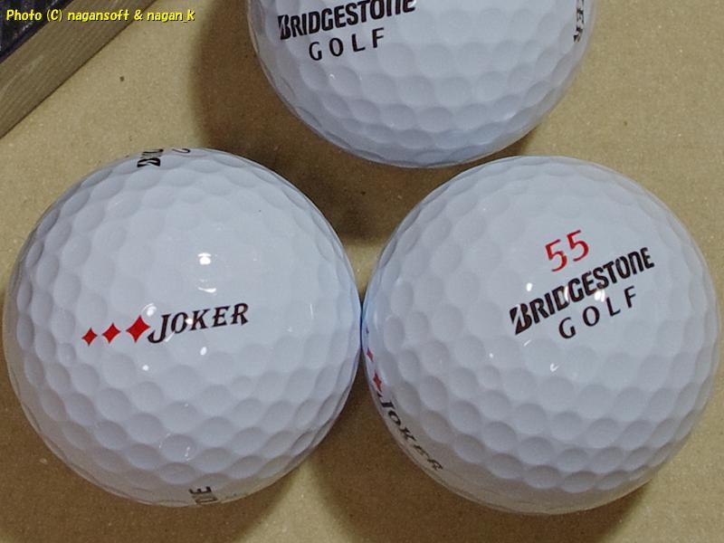 ★即決★ クリップマーカー2種 (TOKYU LADIES GOLF 2004、Panasonic OPEN)、ゴルフボール (BRIDGESTONE JOKER)_画像7