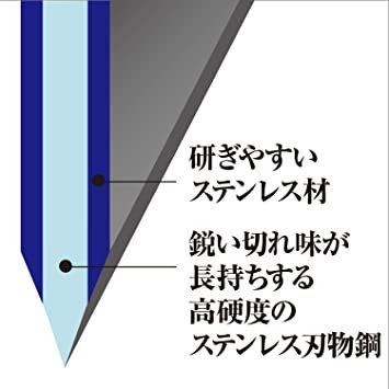 貝印 KAI ペティナイフ 関孫六 萌黄 120mm 日本製 AE2903_画像5