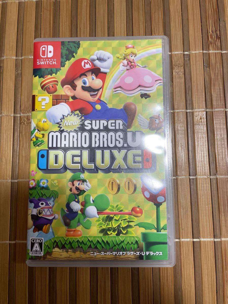 NewスーパーマリオブラザーズU デラックス Nintendo Switch ニンテンドースイッチ 任天堂スイッチ Switch