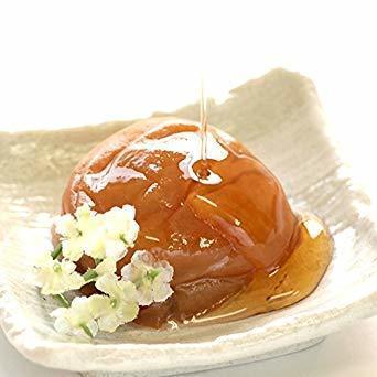 新品1kg 梅干し 紀州南高梅 梅の一冨士 つぶれ梅 はちみつ 塩分約8% (1kg) 訳ありNL29_画像2