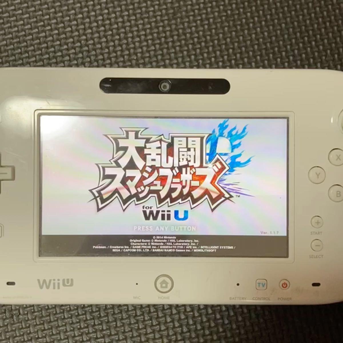 大乱闘スマッシュブラザーズ WiiU ソフト
