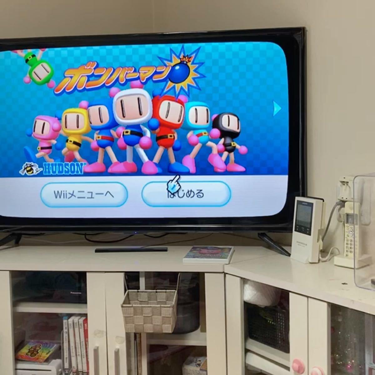 ボンバーマン Wiiソフト