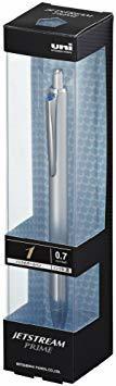 シルバー 0.7mm 三菱鉛筆 油性ボールペン ジェットストリームプライム 0.7 シルバー SXN220007.26_画像3
